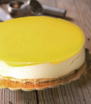 Oro bianco, Mousse al limone